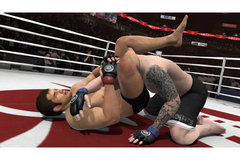 EA Sports MMA - Screenshots - Bilder von der Toyko Game ...
