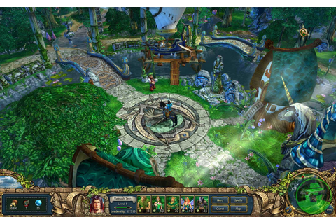 King's Bounty: The Legend (a MUST PLAY for Heroes of Might ...