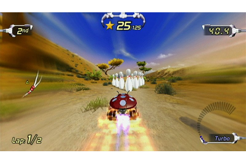 Excitebots: Trick Racing (Wii) Game Profile | News ...