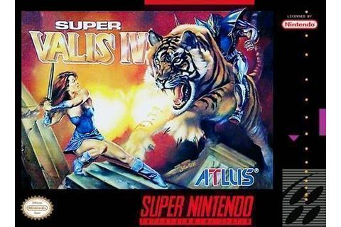 Super Valis IV ROM - Super Nintendo (SNES) | Emulator.Games