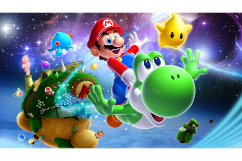 Nintendo Switch Might Be Getting Super Mario Galaxy 3 ...