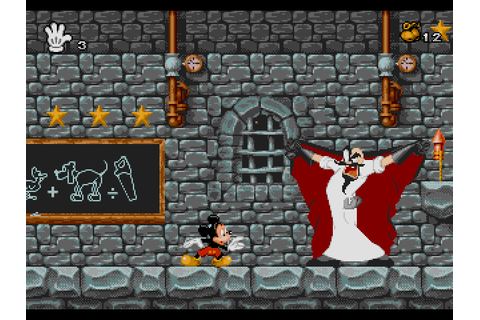 Mickey Mania - Timeless Adventures of Mickey Mouse Game ...