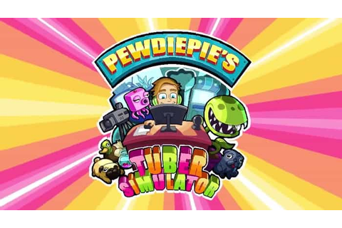 PewdiePie's Tuber Simulator for PC (Free Download ...