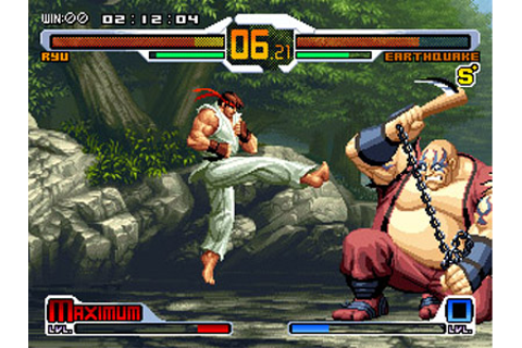 SVC Chaos: SNK vs. Capcom Review for Xbox (2004) - Defunct ...
