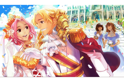 [Review] Otome Game: The Royal Trap | Ciel's Hideout :)