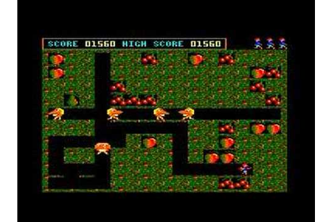 Fruity Frank on the Amstrad CPC - YouTube