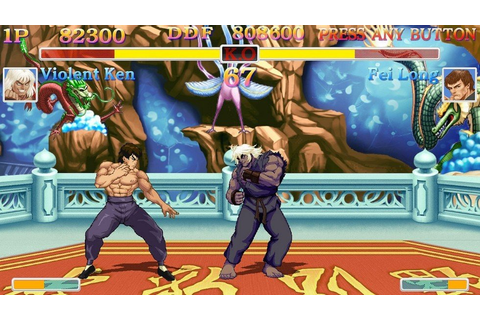 Game review: Ultra Street Fighter II – The Final ...