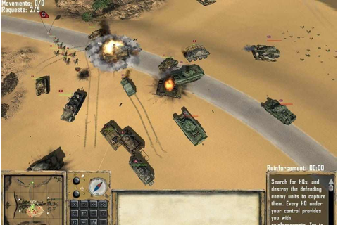 Desert Rats vs Afrika Korps Download Free Full Game ...