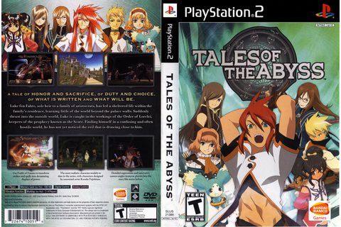 KML GAMES: Tales Of The Abyss