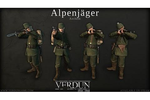 Alpenjäger | WW1 Game Series Wiki | Fandom