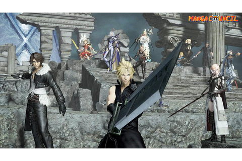 Dissidia Final Fantasy NT Save Game | Manga Council