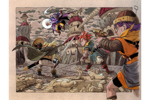 Face Off | Video Games Artwork | Chrono trigger, Video ...