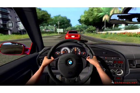Test Drive Unlimited Free Download - Game Maza