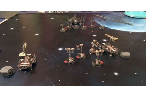 Tower of Zenopus: Star Wars Armada - First Game