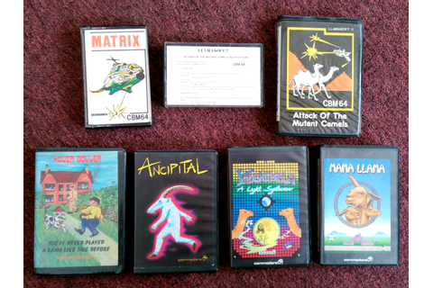 Does anyone want my old Commodore 64 Infocom games? | The ...