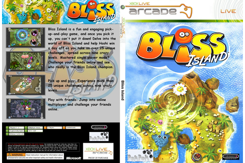Bliss Island | Games to play, Cover artwork, Fun