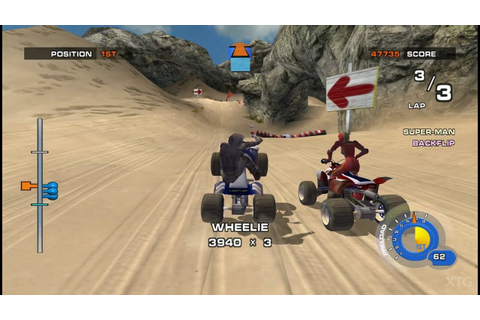 ATV Quad Power Racing 2 PS2 Gameplay HD (PCSX2) - YouTube