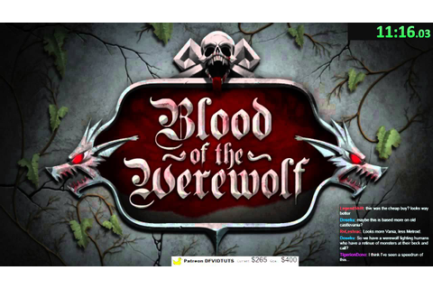 Trying out Metroidvania games: Blood of the Werewolf - YouTube