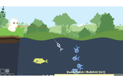 Cat Goes Fishing » FREE DOWNLOAD | CRACKED-GAMES.ORG