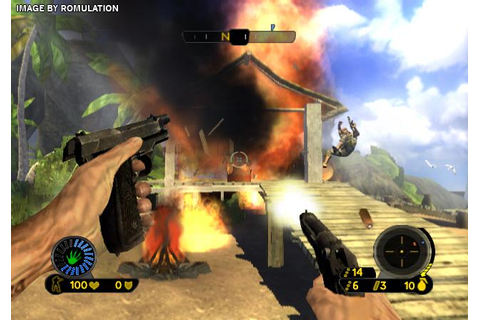 Far Cry - Vengeance (USA) Nintendo Wii ISO Download ...