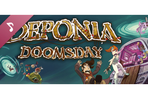 Save 75% on Deponia Doomsday Soundtrack on Steam