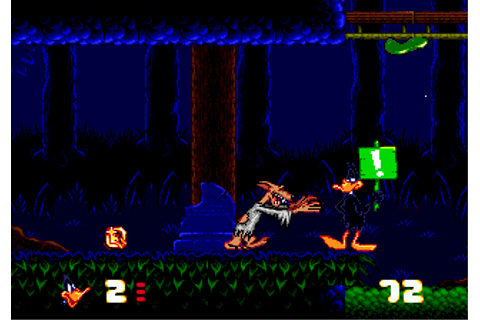 Download Daffy Duck in Hollywood (Genesis) - My Abandonware