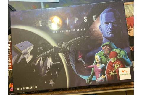 Eclipse New Dawn for the Galaxy Board Game | eBay