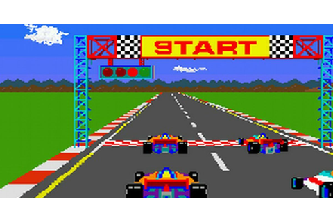 8 Titles From The Early Days Of Racing Games