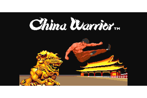 China Warrior™ | TurboGrafx | Games | Nintendo