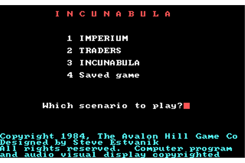 Download Incunabula - My Abandonware