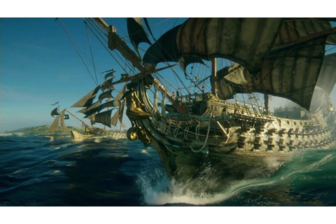 Skull and Bones is Ubisoft's Pirate Game, Releasing in ...
