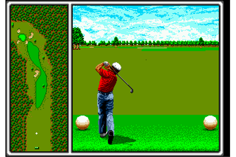 Play Arnold Palmer Tournament Golf Sega Genesis online ...