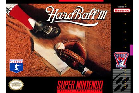 HardBall III Details - LaunchBox Games Database