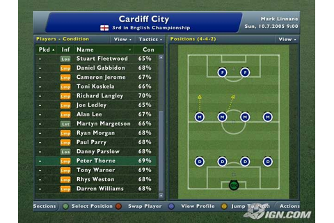 Football Manager 2006 Screenshots, Pictures, Wallpapers ...