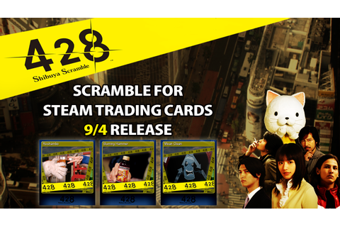 428: Shibuya Scramble on Steam