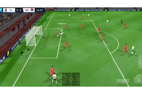 Dream League Soccer 2018 Android Gameplay #2 - YouTube