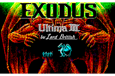 Download Exodus: Ultima III - My Abandonware