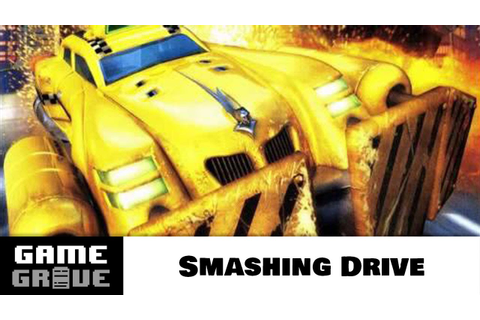 Smashing Drive - Gamecube - Game Grave - YouTube