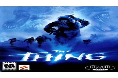 The Thing PC Game [from 2002] Creditsong by Saliva - YouTube