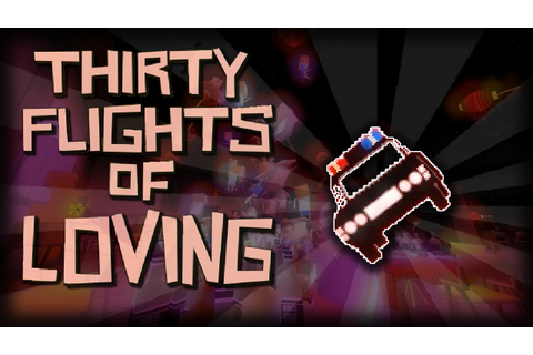 An EPIC Movie Experience! | Thirty Flights Of Loving - YouTube
