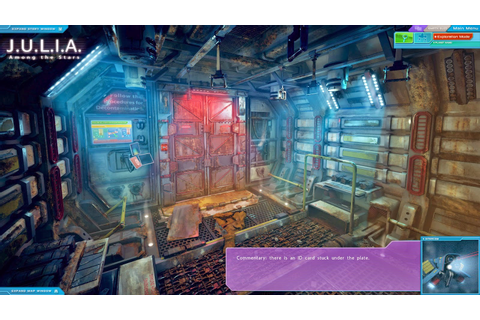 J U L I A Among The Stars Game - PC Full Version Free Download