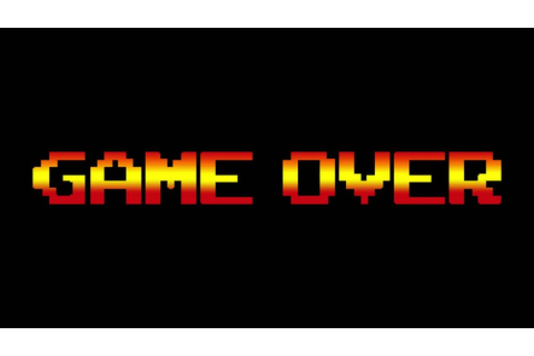 Game Over Screen Arcade | www.pixshark.com - Images ...