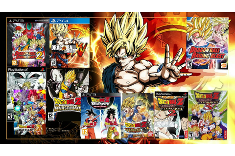 Top Ten Dragon Ball Z Games 2015: Playstation And Xbox ...