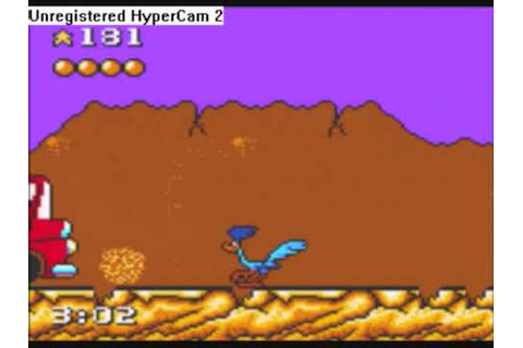 Desert Speedtrap (Sega GameGear) - Walkthrough - Level 4 ...