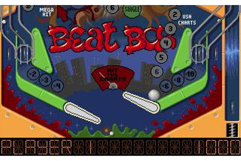 Pinball Dreams Download (1993 Arcade action Game)