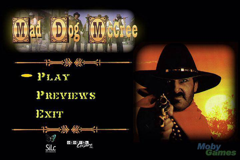 Mad Dog McCree - My Abandonware