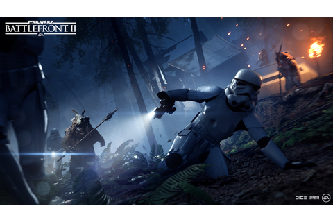 Ewok Hunt is Star Wars Battlefront II's New Mode ...