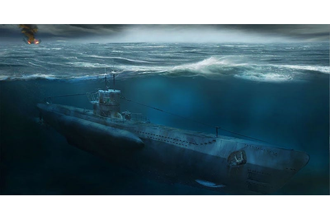 WW2 Submarine Game Is Basically An Underwater Fallout ...
