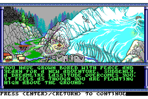 The CRPG Addict: Game 163: Secret of the Silver Blades (1990)