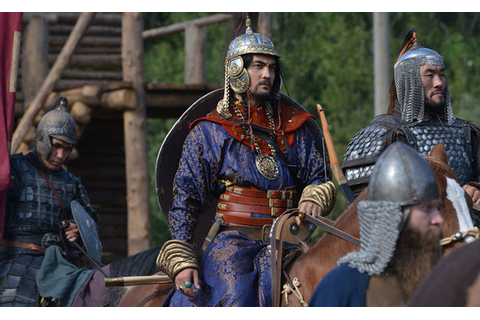 The Golden Horde will look like Game of Thrones ...